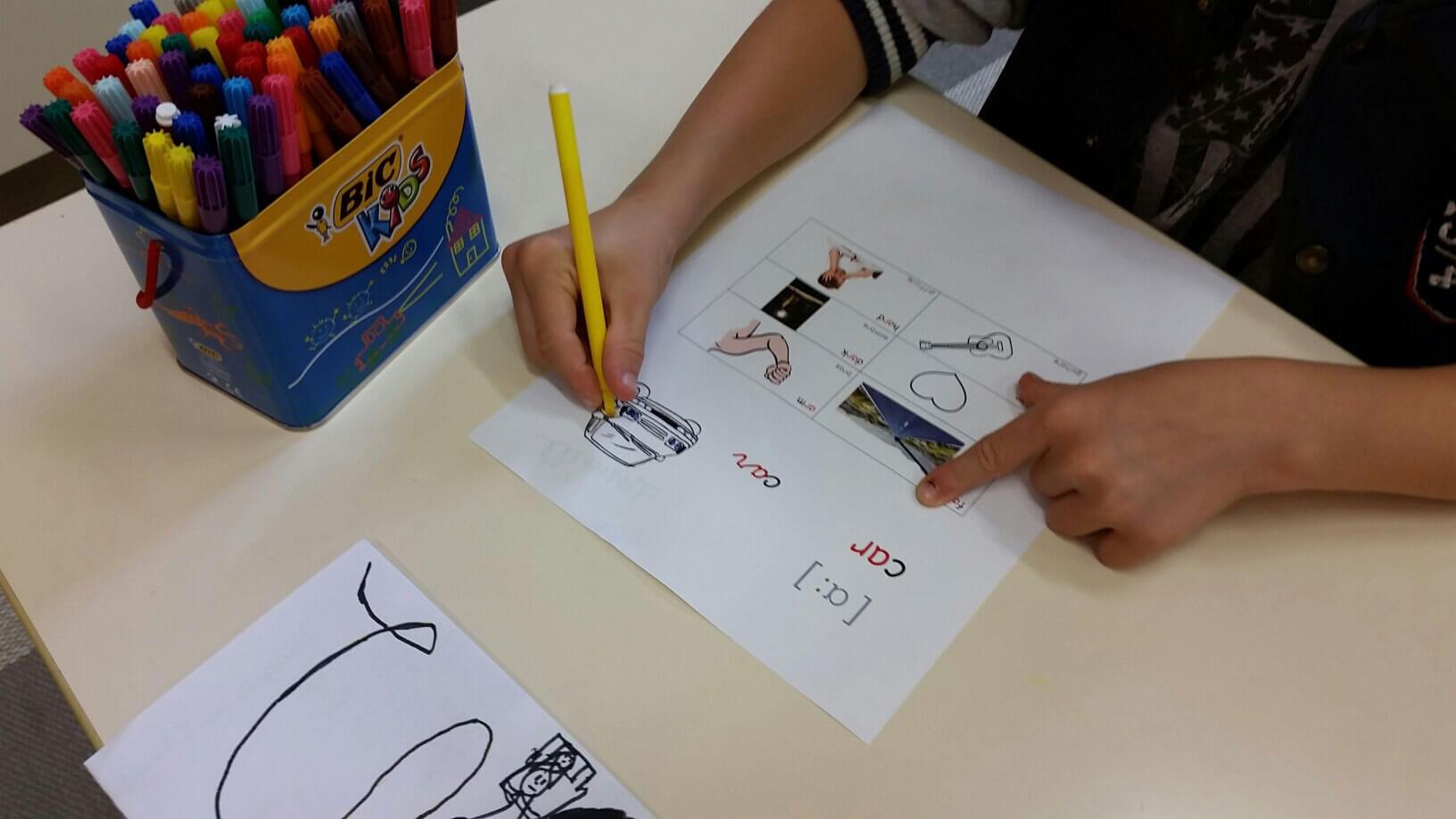 stage d'apprentissage de l'anglais