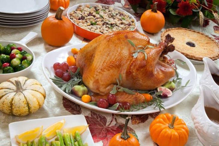 Etes-vous incollable sur Thanksgiving ?