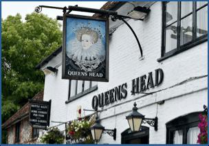Les Pubs anglais