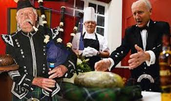 Burns Night et Burns Supper
